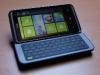 HTC 7 Pro Startbildschirm
