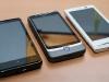 HTC Desire Z Vergleich